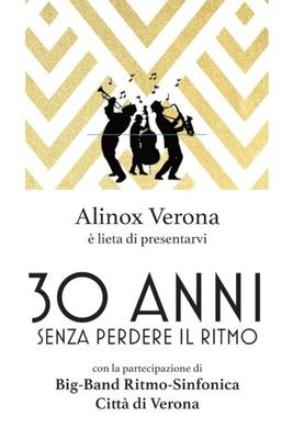 """""""30 ANNI SENZA PERDERE IL RITMO""""  - Giovedì 7 dicembre 2017 ore 21.00"""