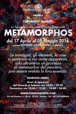 Lo Sguardo Cosmico e il Gesto Essenziale - Esposizione di Fernando Zanetti